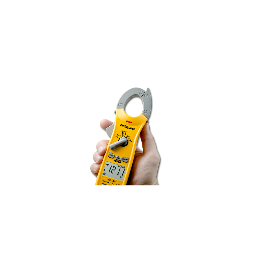 SC240: Combination Mini Clamp Meter